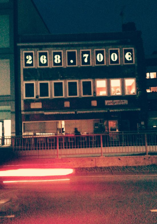 Poly-Zähler 19.02.2014: 268.700 €